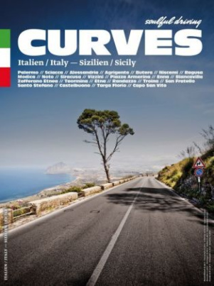 CURVES Italien - Sizilien. Italy - Sicily