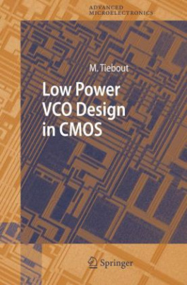 Low Power VCO Design in CMOS