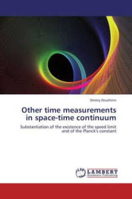 Other time measurements in space-time continuum