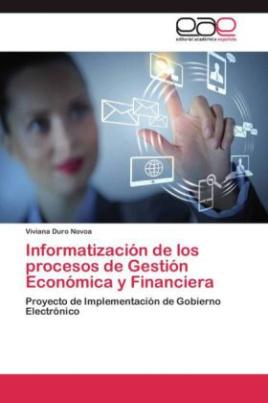 Informatización de los procesos de Gestión Económica y Financiera