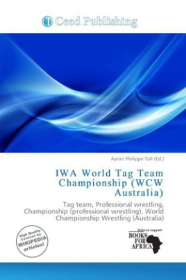 IWA World Tag Team Championship (WCW Australia)