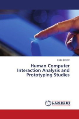 Human Computer Interaction Analysis and Prototyping Studies