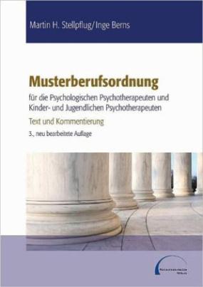 Musterberufsordnung für die psychologischen Psychotherapeuten und Kinder- und Jugendlichenpsychotherapeuten