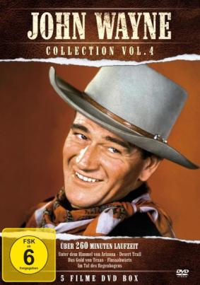 John Wayne Collection 4