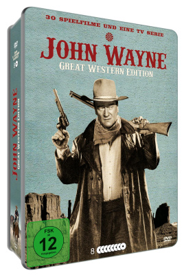 John Wayne - Great Western Edition