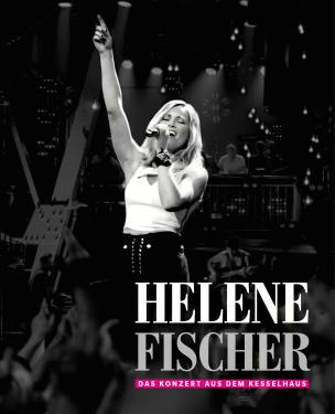 Helene Fischer - Das Konzert aus dem Kesselhaus Blu-ray