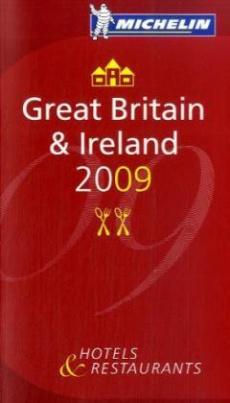 Michelin Great Britain & Ireland 2009