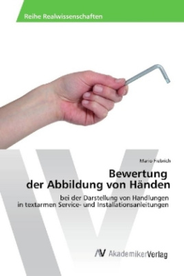 Bewertung der Abbildung von Händen
