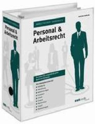Arbeitgeber-Handbuch Personal & Arbeitsrecht, zur Fortsetzung
