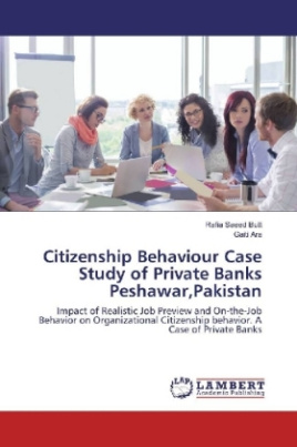 Citizenship Behaviour Case Study of Private Banks Peshawar,Pakistan