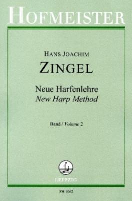 Neue Harfenlehre. Geschichte - Spielart - Musik in vier Bänden, Harfe. Bd.2