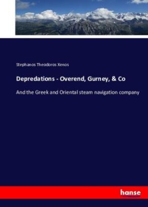 Depredations - Overend, Gurney, & Co