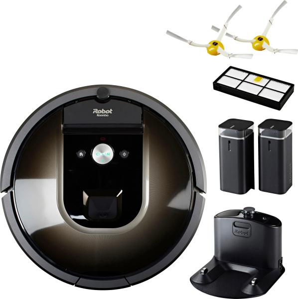 "IROBOT Saugroboter ""Roomba 980"" (14,4V, max. 2 Std. Fahrzeit)"