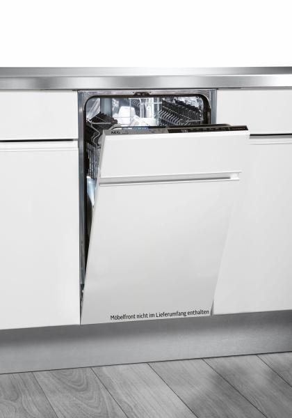 "AEG vollintegrierbarer Geschirrspüler ""FSB51400Z"" (A+, 9,9 Liter, 9 Maßgedecke, 45cm Breite)"