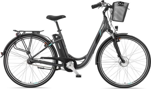 "TELEFUNKEN E-Bike ""RC755"" (City, 28 Zoll, Frontmotor, Damen)"