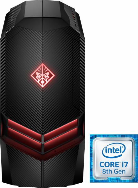 """OMEN by HP Gaming-PC """"880-154ng"""" (i7-8700, GTX 1060, 16 GB RAM, 256 GB SSD)"""