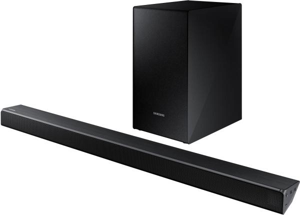 """Samsung Soundbar """"HW-N450/ZG 2.1"""" (320W, USB, Bluetooth)"""