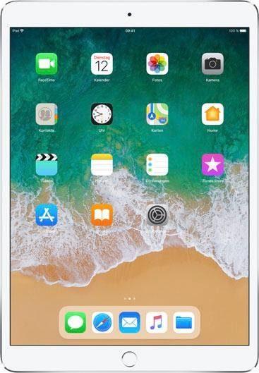 """APPLE Tablet """"iPad Pro"""" (10,5 Zoll, Wi-Fi 64 GB, silberfarben)"""