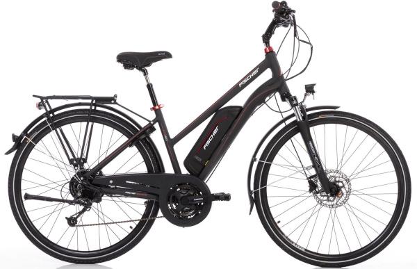 """FISCHER Trekking E-Bike """"ETD 1822"""" (28 Zoll, 24 Gänge)"""