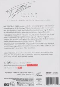 Falco / Hoch wie nie (DVD)