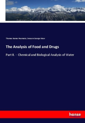 The Analysis of Food and Drugs