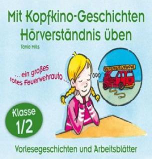 Mit Kopfkino-Geschichten Hörverständnis üben - Klasse 1/2
