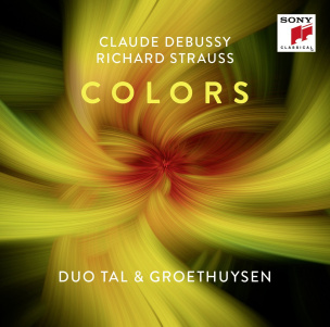 Debussy & Strauss: Colors