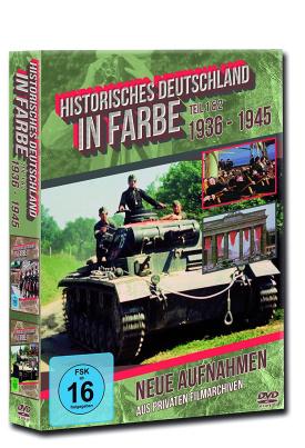 Historisches Deutschland in Farbe