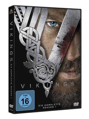 Vikings - Die komplette Staffel 1