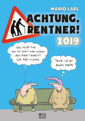 Achtung, Rentner! 2019