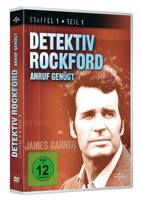 Detektiv Rockford - Anruf genügt: Folgen 1-12
