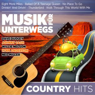 Musik für unterwegs: Country Hits