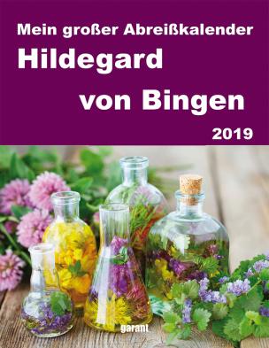 Hildegard Bingen - Abreißkalender 2019