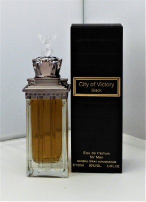 Parfüm City of Victory Black - Eau de Parfum für Ihn (EdP)