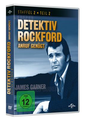 Detektiv Rockford - Anruf genügt: Folgen 36-46