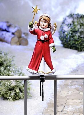Weihnachtsfigur Engel