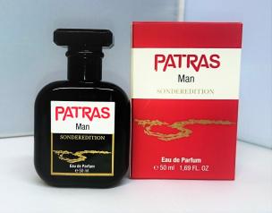 Parfüm PATRAS MAN- Sonder Edition Parfum für Ihn