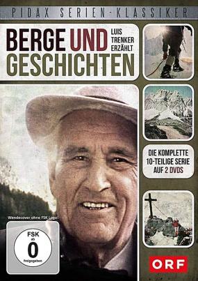 Berge und Geschichten - Luis Trenker