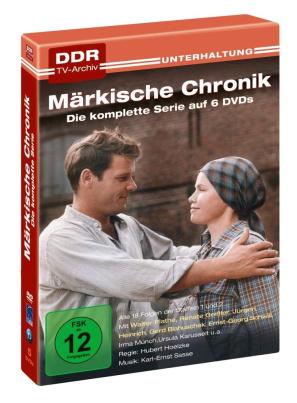Märkische Chronik - Die komplette Serie ( DDR TV-Archiv)