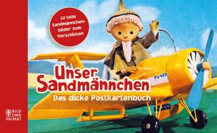 Das dicke Postkartenbuch