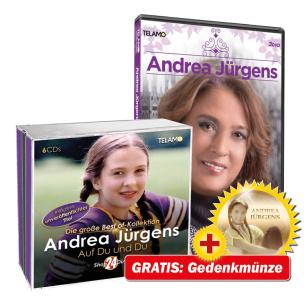 Auf Du und Du - Die große Best Of-Kollektion + Das Beste DVD + Gedenkmünze