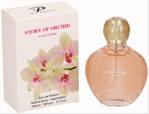 Parfüm Story of Orchid Eau de Parfum für Sie (EdP)
