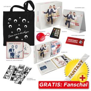 Casanova Fanbox + GRATIS Fanschal