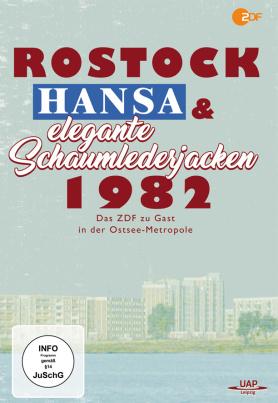 Rostock, Hansa & elegante Schaumlederjacken 1982