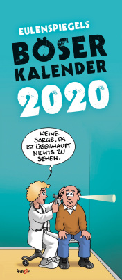 Böser Kalender 2020