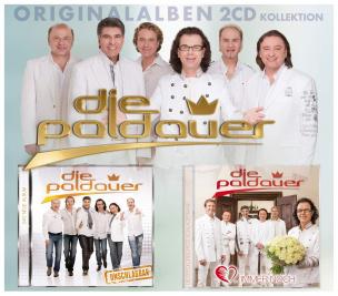 Originalalben - 2CD Kollektion