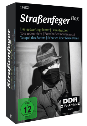 Straßenfeger-Box (DDR TV-Archiv)