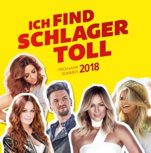 Ich Find Schlager Toll - Frühjahr / Sommer 2018