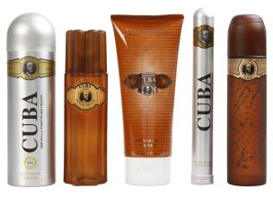 Parfüm Cuba Gold Must-Have-Set 5-teilig