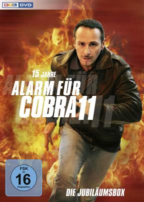 Alarm für Cobra 11 - Jubiläumsbox